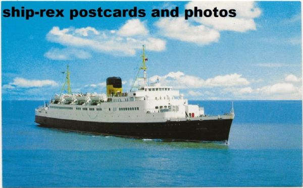 ARTEVELDE (RMT) postcard (b)